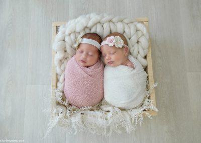 Twins Kaylee & Miané