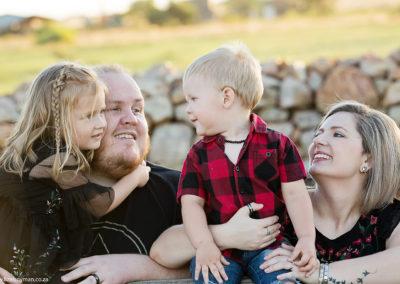 Potgieter Family