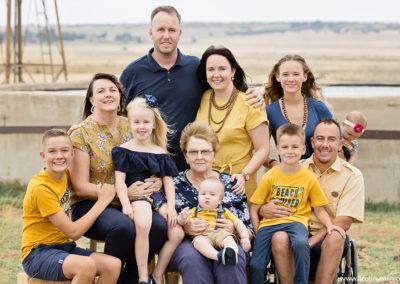 Van Niekerk Family