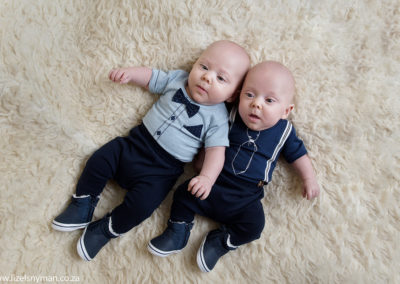 Daman & Tristan Newborn